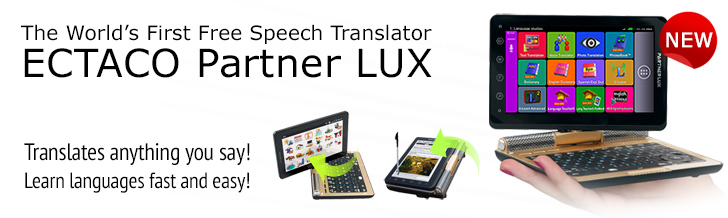 ECTACO Partner LUX 2