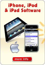 iPhone, iPod & iPad Software