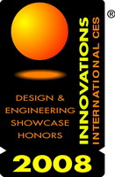 ECTACO Garners Innovations 2008 Award From Consumer Electronics Association