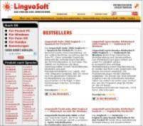 LingvoSoft.de: Fremdsprachen-Eldorado mit kostenlosem Online-Wörterbuch