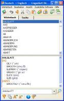 LingvoSoft Wörterbuch 2007: Der moderne Windows-Übersetzer