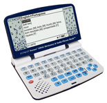 ECTACO Partner EPg500 English <-> Portuguese - Talking Electronic Dictionary and Audio PhraseBook