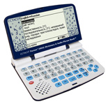 ECTACO Partner ER500 Professional English <-> Russian - Talking Electronic Dictionary and Audio PhraseBook