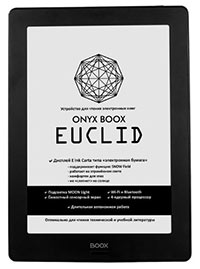 ONYX BOOX Euclid Android E-Book-Reader