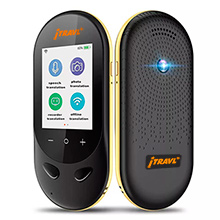 ECTACO iTRAVL 3 mini English <-> Czech 2-way OFFLINE Voice Translator