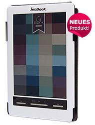 JetBook Color 2 mit Triton 2 Bildschirm