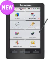 ECTACO jetBook Color 2 Black