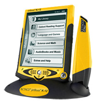 ECTACO jetBook K-12 Yellow