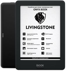ONYX BOOX Livingstone E-Reader Device