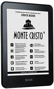ONYX BOOX Monte Cristo 4 E-Reader Device