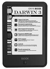 ONYX BOOX Darwin 3 E-Reader Device
