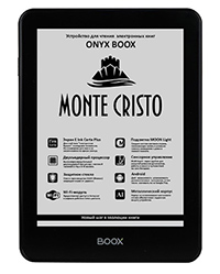 ONYX BOOX Monte Cristo 5 E-Reader Device