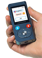 ECTACO Multilanguage Voice Universal Translator UT-105