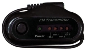 FM Transmitter with adapter for car set