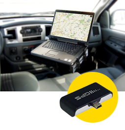 ECTACO GPS Receiver For Ultrabooks, Notebooks And Netbooks