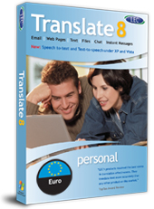 LEC Translate Euro Personal
