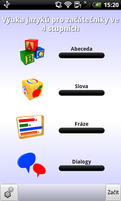 Learn English - Language Teacher for Czech Speakers for Android