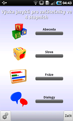 Learn German - Language Teacher for Czech Speakers for Android