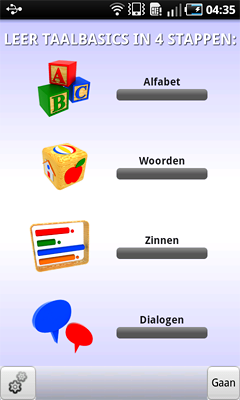 Learn English - Language Teacher for Dutch Speakers for Android