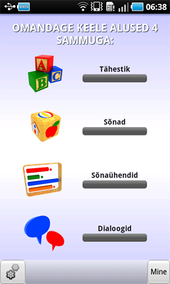 Learn English - Language Teacher for Estonian Speakers for Android