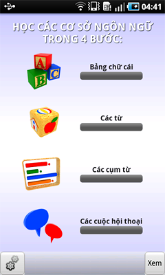 Learn English - Language Teacher for Vietnamese Speakers for Android