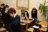 jetBook Color in Russian Schools