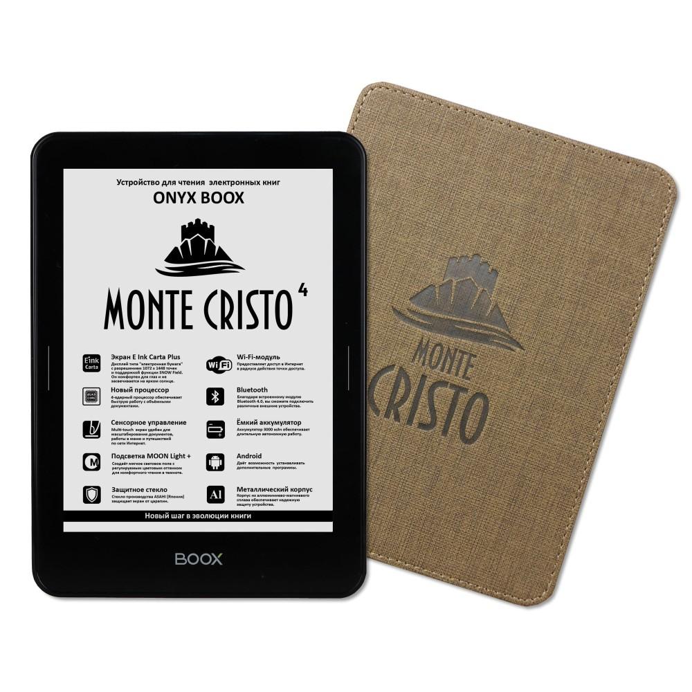 ONYX BOOX Monte Cristo