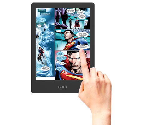 Capacitive touch screen